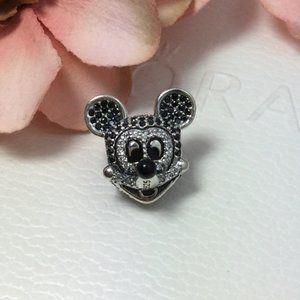 Pandora Mickey Mouse diamond charm